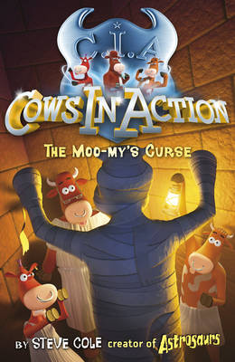Cows in Action 2: The Moo-my's Curse - Cows in Action 7 (Paperback)