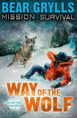 Mission Survival 2: Way of the Wolf - Mission Survival 2 (Paperback)
