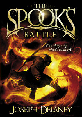 The Spook's Battle: Book 4 - The Wardstone Chronicles 4 (Paperback)