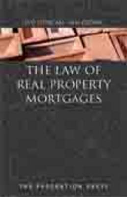 The Law of Real Property Mortgages (Paperback)