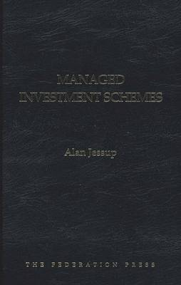 Managed Investment Schemes (Hardback)