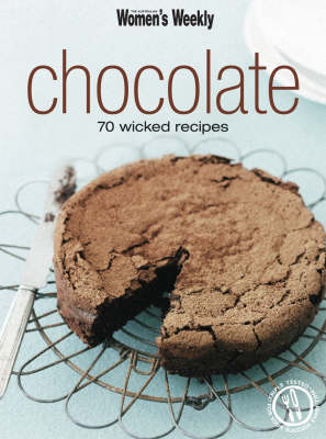 Chocolate - The Australian Women's Weekly Minis (Paperback)
