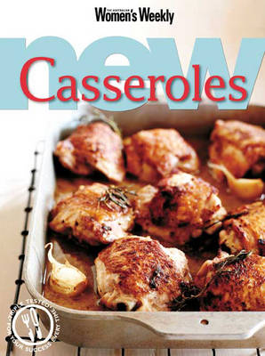 New Casseroles - The Australian Women's Weekly (Paperback)