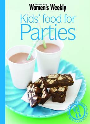 Kid's Food for Parties - The Australian Women's Weekly Minis (Paperback)