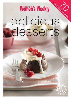 Delicious Desserts - The Australian Women's Weekly Minis (Paperback)