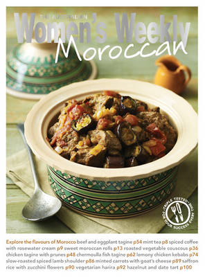 Moroccan - The Australian Women's Weekly: New Essentials (Paperback)
