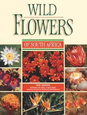 A Photographic Guide to Wild Flowers of South Africa - Photographic Guides (Paperback)