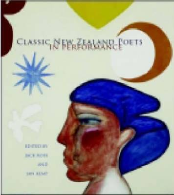 Classic New Zealand Poets in Performance (CD-Audio)