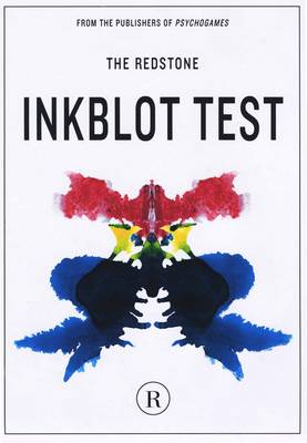 The Redstone Inkblot Test (Mixed media product)