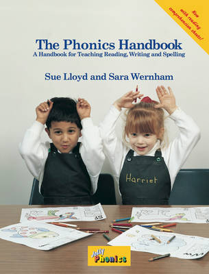 The Phonics Handbook: A Handbook for Teaching Reading, Writing and Spelling - Jolly Phonics (Spiral bound)