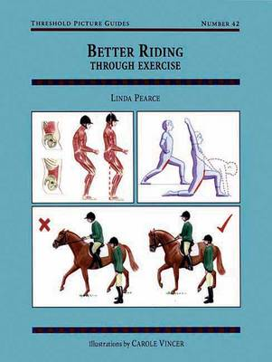 Better Riding Through Exercise - Threshold Picture Guide (Paperback)