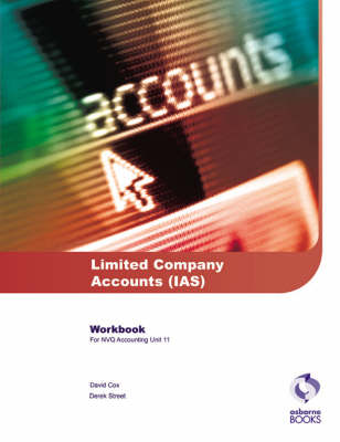Limited Company Accounts (IAS) Workbook (Paperback)