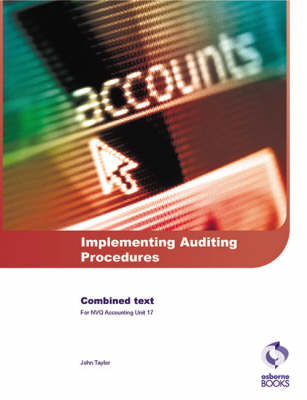 Implementing Auditing Procedures (Paperback)
