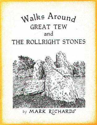 Walks Around Great Tew and the Rollright Stones - Walkabout (Paperback)