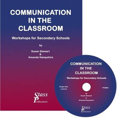 Communication in the Classroom: Workshops for Secondary Schools (Mixed media product)