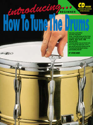 Introducing How to Tune the Drums: CD Pack - Drums and Drumming S. (Mixed media product)