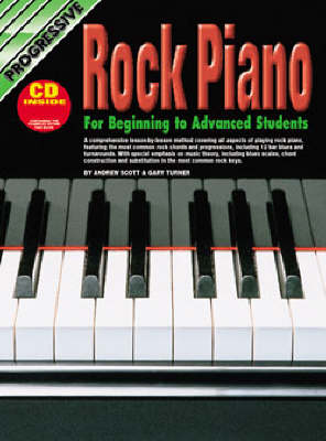 Rock Piano: CD Pack - Piano Method S. (Mixed media product)
