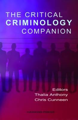 The Critical Criminology Companion (Paperback)