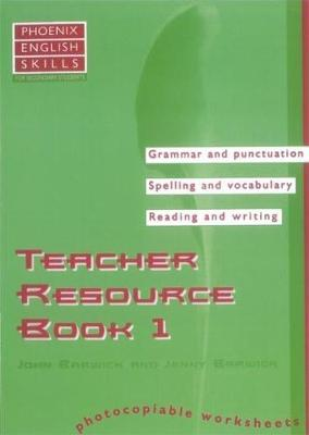 Phoenix English Skills: Teacher Resource Book 1: Years 7-8 (Mixed media product)