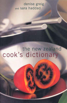 The New Zealand Cook's Dictionary (Paperback)