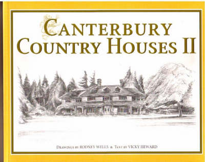 Canterbury Country Houses II (Paperback)