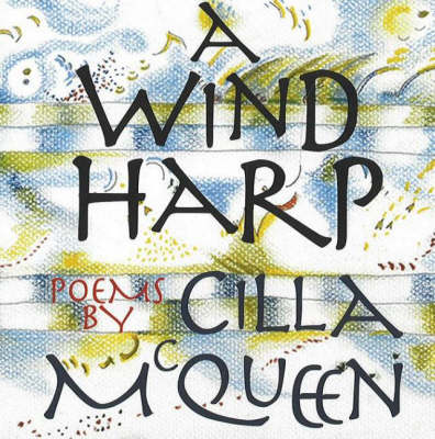 A Wind Harp: Poems (CD-Audio)