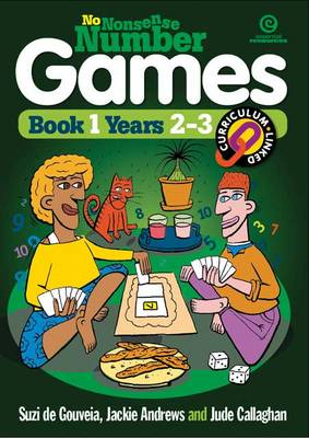 No Nonsense Number Games Bk 2: Ys 2-3 (Paperback)