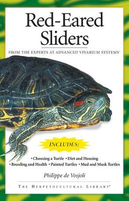 Red-Eared Sliders: From the Experts at Advanced Vivarium Systems (Paperback)