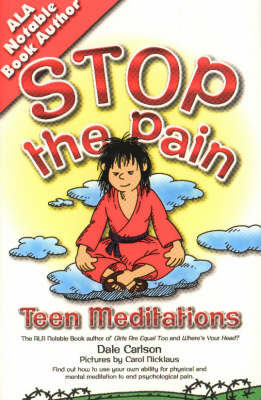 Stop the Pain: Teen Meditations (Paperback)
