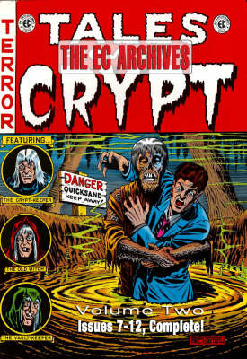 The EC Archives: Tales from the Crypt v. 2 (Hardback)