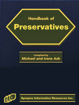 Handbook of Preservatives (Hardback)