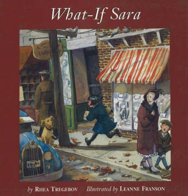 What-If Sara (Hardback)