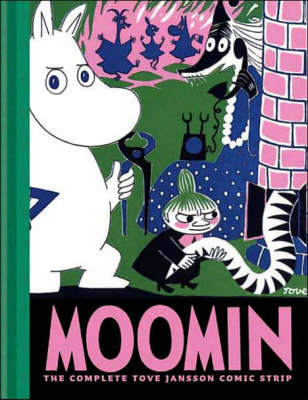 Moomin: Bk. 2: The Complete Tove Jansson Comic Strip (Paperback)