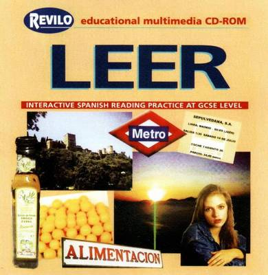 Leer: Interactive GCSE Spanish Reading Practice (CD-ROM)