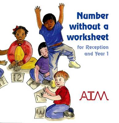 Number without a Worksheet for Reception and Year 1 (Paperback)
