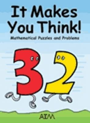 It Makes You Think: Mathematical Puzzles and Problems (Mixed media product)