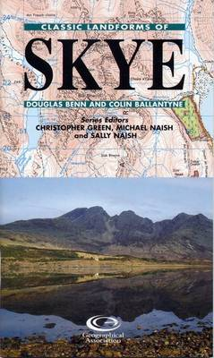 Classic Landforms of Skye - Classic Landform Guides (Paperback)