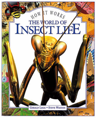 World of Insect Life - How it works (Hardback)