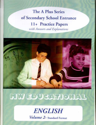 English (standard Format): v. 2: 11 Plus Practice Papers (Paperback)
