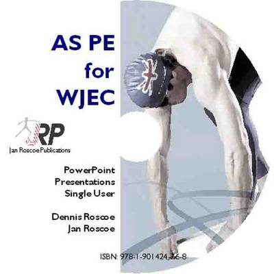 AS PE for WJEC - Classroom PowerPoint Presentations CD-ROM Single User (CD-ROM)