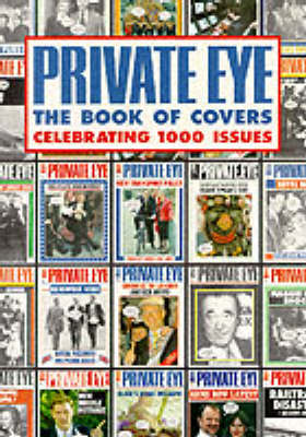 """Private Eye"" Book of Millennium Covers (Paperback)"