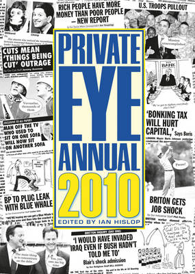 Private Eye Annual 2010 (Hardback)