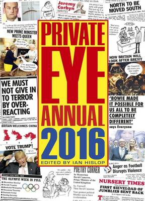 Cover Private Eye Annual 2016