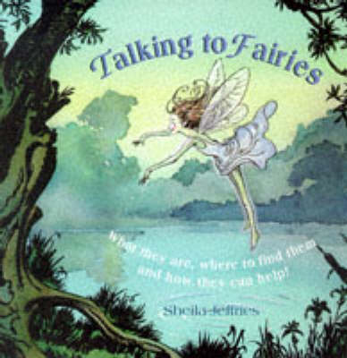 Talking to Fairies (Hardback)