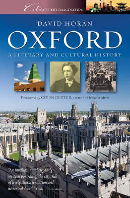 Oxford - Cities of the Imagination No. 2 (Paperback)