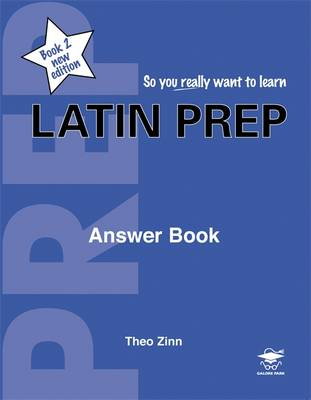 Latin Prep: Answer Book Book 2 - Latin Prep (Paperback)