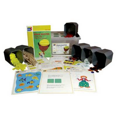 Brain Buster Maths Box Years 1 & 2: The NRICH Problem - Solving Kit (Mixed media product)