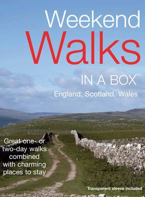 Weekend Walks in a Box: England Scotland Wales - In a Box No. 8 (Cards)