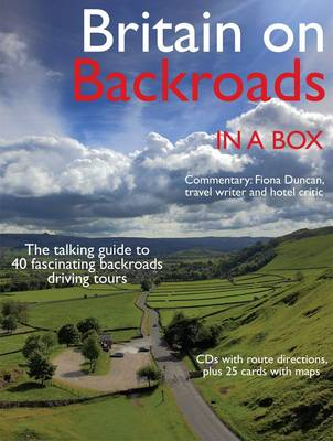 Britain on Backroads: The Talking Guide to Fascinating Backroads Driving Tours - In a Box (Mixed media product)