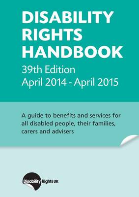 Disability Rights Handbook (Paperback)